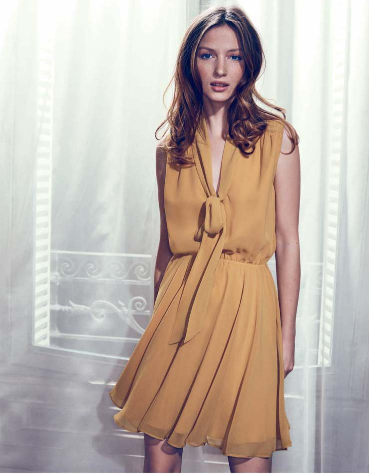 Molly Bracken SS17 fashion magazine A